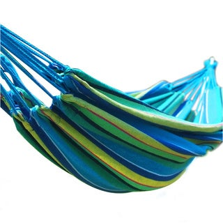 Adeco Naval-style Ocean Breeze 2-person Hammock
