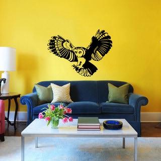 Owl Sticker Wall Art