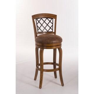 Hillsdale Furniture's Ericsson Swivel Bar Stool
