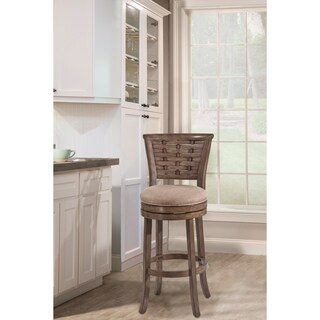 Hillsdale Furniture's Thredson Swivel Counter Stool
