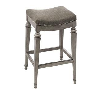 Hillsdale Furniture's Vetrina Backless Non-Swivel Bar Stool