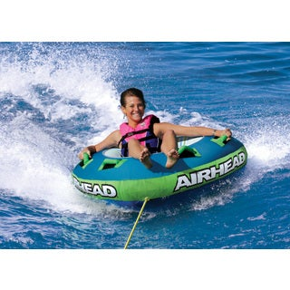 Airhead Slide Single Rider Towable Inflatable Triangular Tube