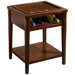 Hillsdale Furniture's Tuscan Retreat Wine Display Table