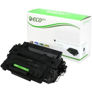 ECOPLUS HP 55A (CE255A) Toner Cartridge (Black)