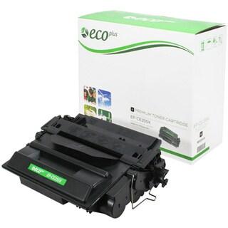 ECOPLUS HP 55X (CE255X) Toner Cartridge (Black)
