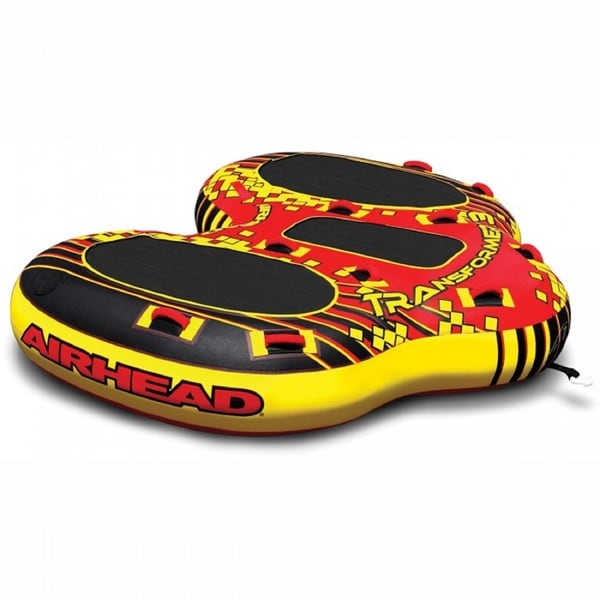 Airhead Transformer 3 Triple-rider Towable Inflatable Tube