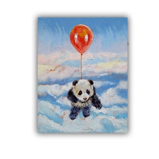 ArtWall Michael Creese ' Balloon Ride ' Art Appealz Removable Wall Art