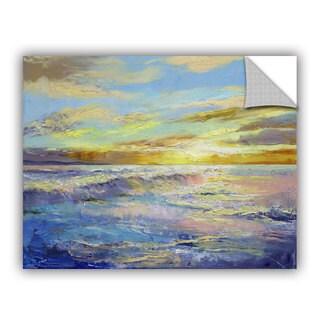 ArtWall Michael Creese ' Florida Sunrise ' Art Appealz Removable Wall Art