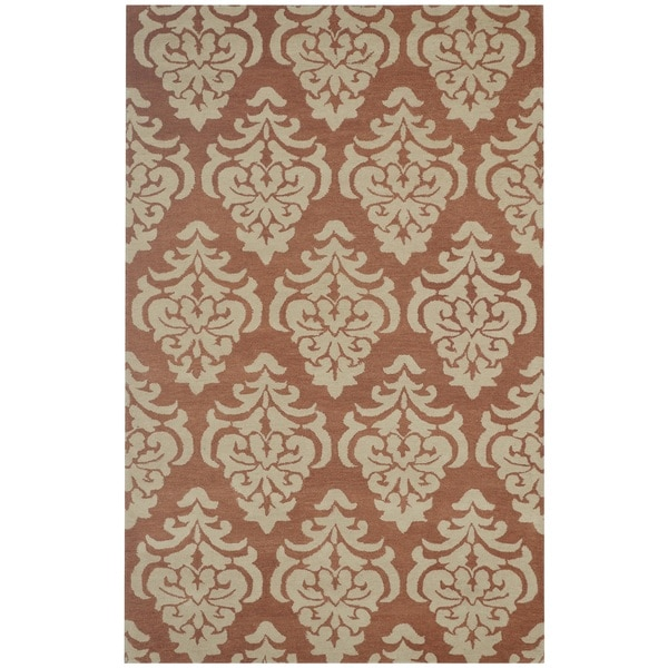 Shop Rizzy Home Floral Green Bradberry Downs 100-percent