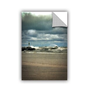 ArtWall Kevin Calkins ' Big Spray ' Art Appeals Removable Wall Art (3 options available)