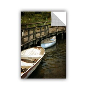 ArtWall Kevin Calkins ' After The Catch ' Art Appeals Removable Wall Art