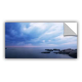 ArtWall Dan Wilson  ' Water And Rocks ' Art Appealz Removable Wall Art