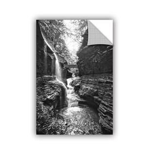 ArtWall Dan Wilson ' New York -Watkins Glen ' Art Appealz Removable Wall Art