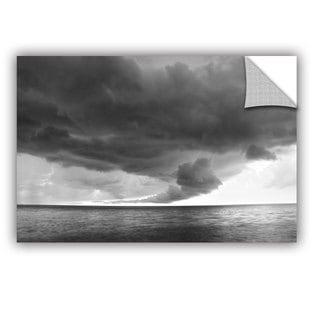 ArtWall Dan Wilson ' Lake Erie Storm ' Art Appealz Removable Wall Art