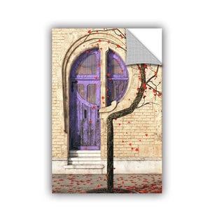 ArtWall Cynthia Decker  ' Nouveau ' Art Appealz Removable Wall Art