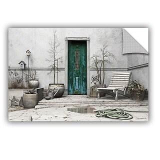 ArtWall Cynthia Decker ' Winter Garden ' Art Appealz Removable Wall Art