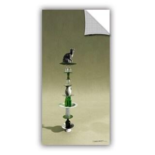 ArtWall Cynthia Decker  ' Equilibrium 3 ' Art Appealz Removable Wall Art