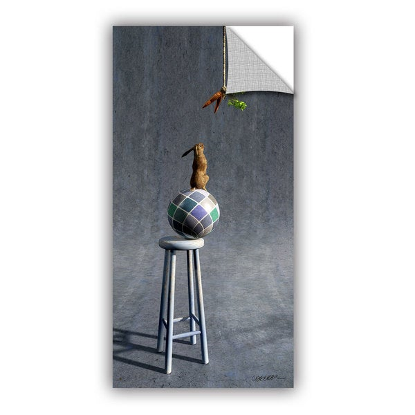 ArtWall Cynthia Decker  ' Equilibrium 2 ' Art Appealz Removable Wall Art