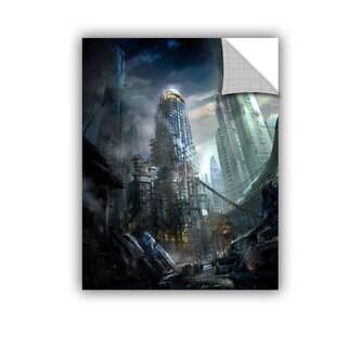 ArtWall Philip Straub ' Industrialize ' Art Appealz Removable Wall Art