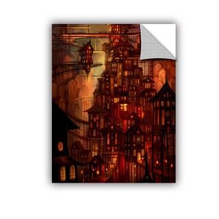 ArtWall Philip Straub ' Illuminations ' Art Appealz Removable Wall Art