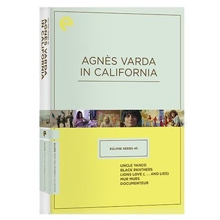 Eclipse Series 43: Agnes Varda In California (DVD)