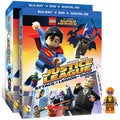 Lego DC Comics Super Heroes: Justice League: Attack of The Legion of Doom! (Blu-ray/DVD)