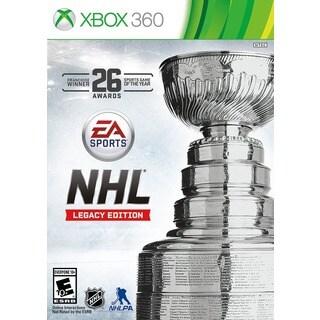 Xbox 360 - NHL Legacy Edition