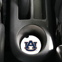 Auburn Tigers Absorbent Stone Car Coaster (Set of 2)