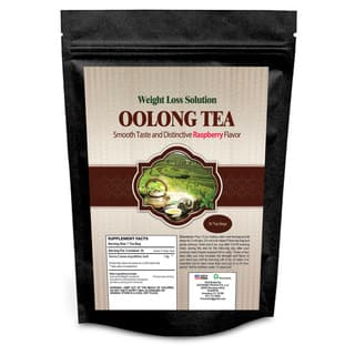 Weight Loss Solution Oolong Raspberry Weight Loss, Detox and Body Cleanse Tea (30 Count)|https://ak1.ostkcdn.com/images/products/10231241/P17351720.jpg?impolicy=medium