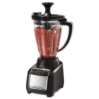 Hamilton Beach Black MultiBlend 48-ounce Tritan Jar Blender