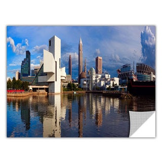ArtWall Cody York ' Cleveland 20 ' Art Appealz Removable Wall Art