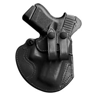 Desantis Cozy Partner IWB Black Glock 43 Holster