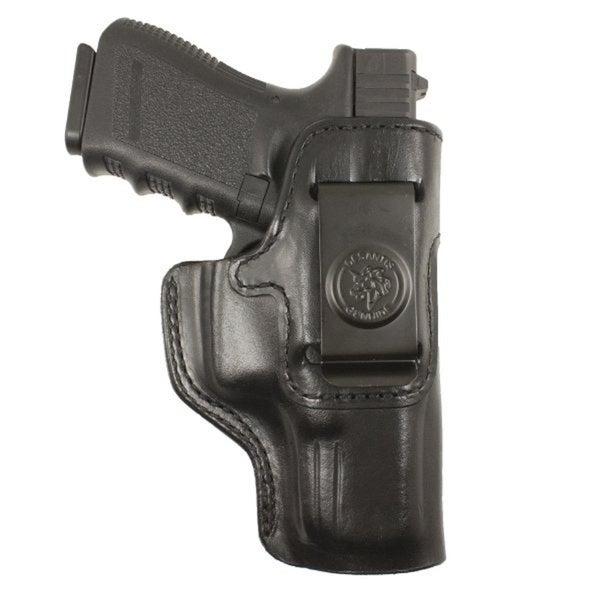 DeSantis Inside Heat Holder for Glock 43 Right Hand Black