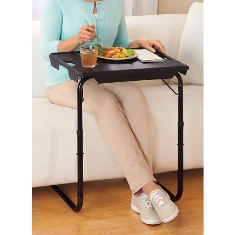 As Seen on TV My Comfy Table Portable and Foldable Tray Table