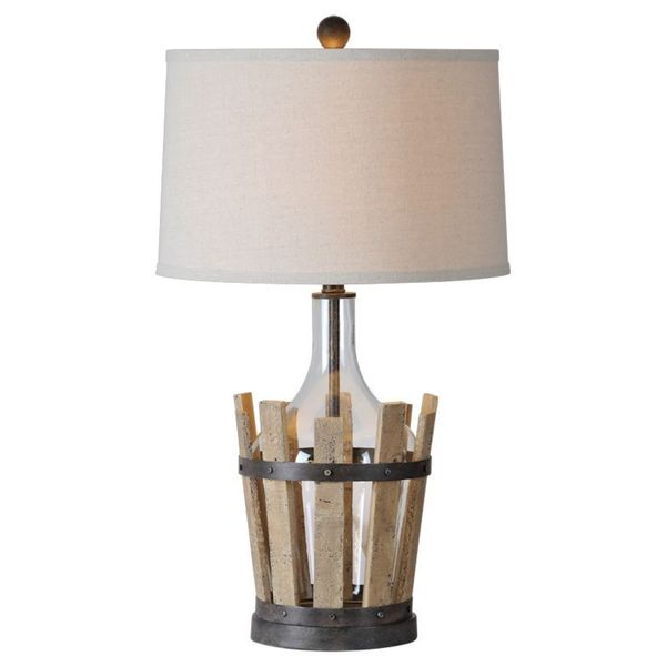 Forty West Grayton 2 Piece Table Lamp