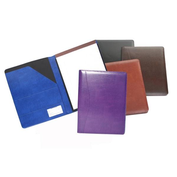 Royce Leather Aristo Genuine Leather Padfolio. Opens flyout.