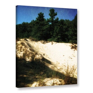 ArtWall Kevin Calkins ' Shadows In The Dunes ' Gallery-Wrapped Canvas