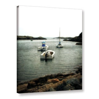 ArtWall Kevin Calkins ' Safe Harbor ' Gallery-Wrapped Canvas