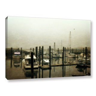 ArtWall Kevin Calkins ' Low Tide ' Gallery-Wrapped Canvas