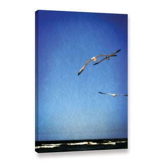 ArtWall Kevin Calkins ' Flight ' Gallery-Wrapped Canvas
