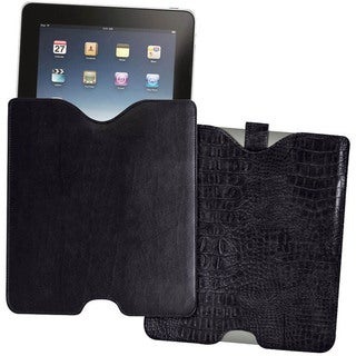 Goodhope Croc Leather Luxury Tablet E-reader Ipad Sleeve