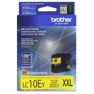 Brother LC-10EY Original Ink Cartridge - Yellow