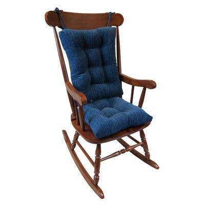 Polar Sapphire Blue XL Universal Rocker Cushion