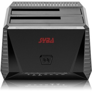 SYBA Multimedia Drive Dock External