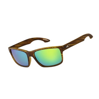 O'Neill Men's 'ANSO' Polarized Seagrass Sunglasses