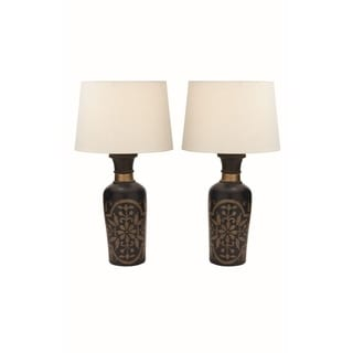 29-inch Black Table Lamp