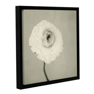 ArtWall Elena Ray 'Ranunculus ' Gallery-Wrapped Floater-Framed Canvas
