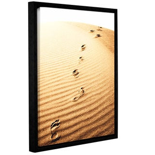 ArtWall Elena Ray 'Journal ' Gallery-Wrapped Floater-Framed Canvas