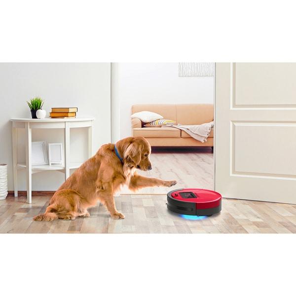 Bobsweep Pethair 4 In 1 Robotic Vacuum Cleaner And Mop