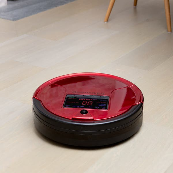 Shop Bobsweep Pethair Robotic Vacuum Cleaner And Mop Free